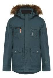 Купить куртка <b>IcePeak</b> для <b>мальчика</b> Sean Jr зеленая р.128, цены ...