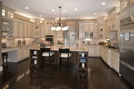 Small Picture cream kitchen cabinets with dark floors NOPAlace like home