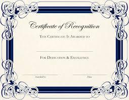 certificate template shopgrat basic certificate template sample template