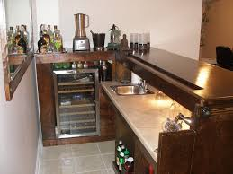 bar how to design the interior of your home ideas home cafe design kitchen design idea with mini furniture sweet storage and countertop marmer wastafel awesome home bar decor small