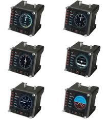 <b>Logitech G</b> Saitek Pro <b>Flight Instrument</b> Panel   Joysticks   Gaming ...