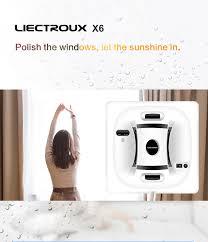 <b>Liectroux X6 Robot Window</b> Cleaner - Alibaba