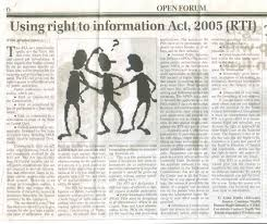 essay on right to information act  chri commonwealth human rights initiative