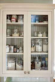 set cabinet full mini summer: and right above the counter is a glass cabinet full of nothing but baking ingredients