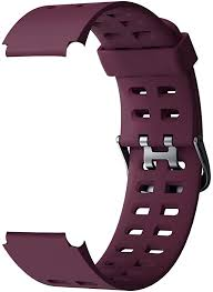 Soft Silicone Smart Watch Bands Replacement Straps ... - Amazon.com