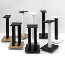 <b>Стойка Для Акустики Arslab</b> St7 Black Tube/White, Электроника и ...