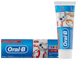 <b>Зубная паста Oral-B</b> Junior 6+ — купить по выгодной цене на ...