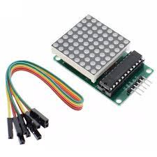 MAX7219 Dot Matrix MCU LED Display Control Module Kit For ...