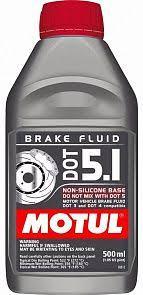 Купить <b>Тормозная жидкость MOTUL DOT</b> 5.1 BF (0.5 л) с ...