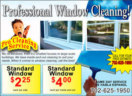 professional window cleaning in las vegas nv pro cleaning service pcs window cleaning ad 1