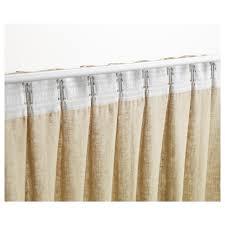 Hidden Tab Curtains Kronill Pleating Tape Ikea
