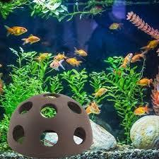 <b>Aquarium</b> Rock Cave <b>Ceramic Shelter</b> Hiding Spots <b>Fish Tank</b> ...