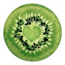 <b>Блюдо сервировочное Kiwi</b>, <b>25</b> см, цвет зеленый, 22152525 ...