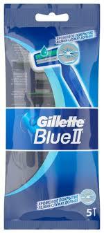 Бритвенный <b>станок Gillette Blue</b> II