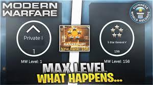 Modern Warfare: MAX RANK UNLOCKED! #1 Player Shows How to ...