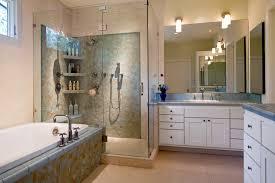 tile shelf shower stall