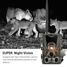 <b>Suntekcam</b> Hunting Trail Camera <b>HC</b> 801M 2G SMS MMS Photo ...