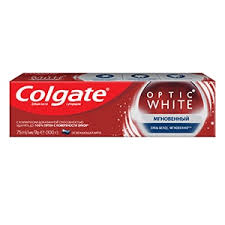 Отбеливающая <b>зубная паста</b> Colgate Optic <b>White</b> Мгновенный