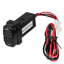 Dual <b>USB Interface</b> Socket Car Charger for <b>MITSUBISHI</b> Power ...