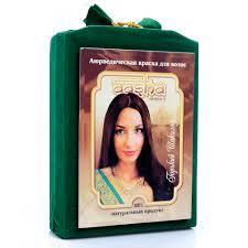 <b>Аюрведическая краска для волос</b> Горький шоколад Aasha Herbals