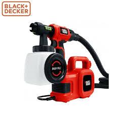 Напольный краскопульт <b>BLACK</b> + <b>DECKER HVLP400</b> (400Вт, 1.2л ...