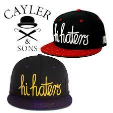 Кепка <b>Cayler &</b> Sons с прямым козырьком (с изображениями ...
