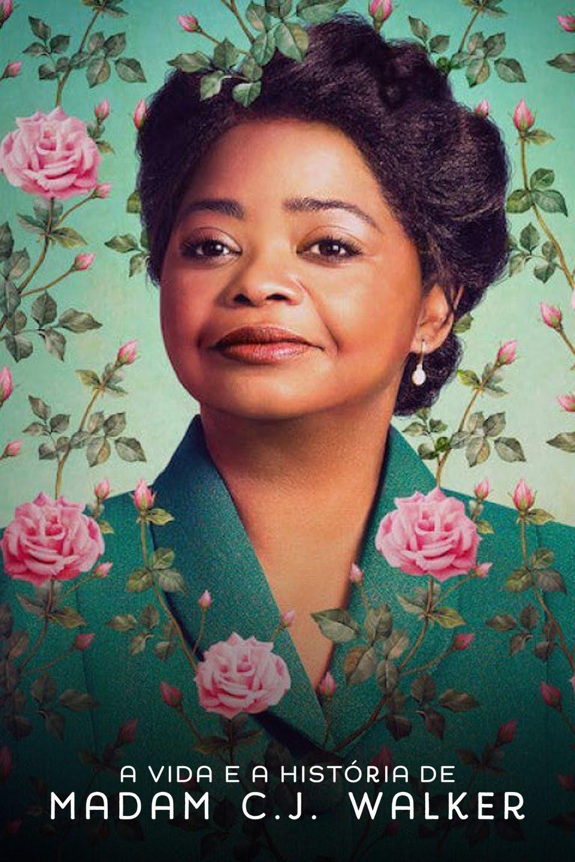 A Vida e a História de Madam C.J. Walker - Minissérie na Netflix