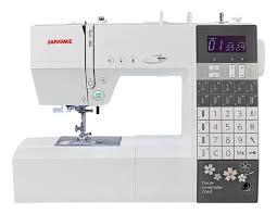 Компьютерная <b>швейная машина Janome Decor</b> Computer 7060 ...