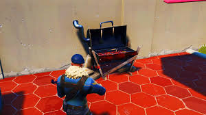 Fortnite Grills: Where to destroy grills with the Low N Slow ...