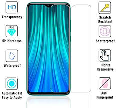 AHABIPERS <b>Tempered Glass for Xiaomi</b> Redmi Note 8 Pro Screen ...