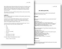 bizdevdocs business plan template for a startup