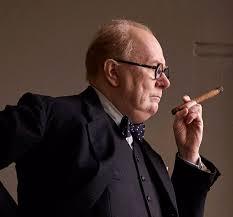 Gary Oldman Is Winston Churchill in First Darkest Hour Image ...