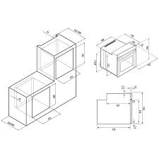 <b>Электрический духовой шкаф</b> FEA 45 SONATA - <b>fornelli</b>.ru