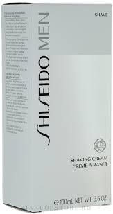 <b>Shiseido</b> Men Shaving Cream - <b>Крем для бритья</b> | Makeupstore.ru