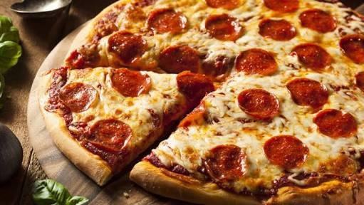 Pizza Sevmiyordum, Pizza Sparişi Verdim