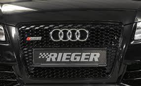 00301355 | <b>Решетка радиатора</b> Audi RS5 Black <b>Gloss</b>