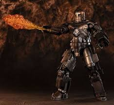 Железный человек Марк-1 (<b>Iron</b> Man Mark-1 Birth of