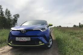 <b>Toyota C</b>-<b>HR</b>: Каким получился самый доступный кроссовер ...
