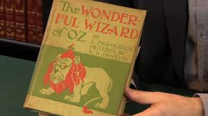 The <b>Wonderful</b> Wizard of Oz, <b>L</b>. Frank <b>Baum</b>. First Edition, 1900 ...