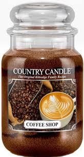 <b>Ароматическая свеча</b> в банке - Country Candle <b>Coffee Shop</b> ...