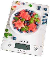 <b>Кухонные весы Maxwell MW</b>-<b>1478 MC</b> купить в Минске с ...