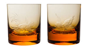 <b>Набор из 2 стаканов</b> для виски 370 мл «Петухи» «Виски Сет ...