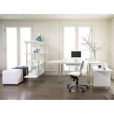 white for home office design style luxury home office with laminate wooden floor and intended for home bedroomendearing styling white office