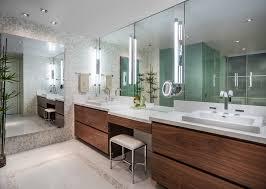 master bathroom jade contemporary bathroom bathroom makeup lighting