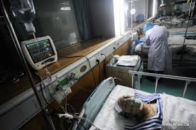 Image result for accident victims                            hospital