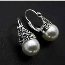 Eternal wedding Women Gift word <b>925 silver</b> 11 <b>12mm real</b> natural ...