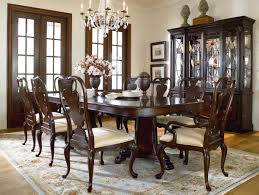 Thomasville Dining Room Chairs Thomasville Brompton Hall Pedestal Dining Table