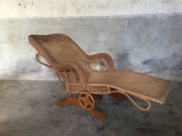 french rattan lounge chair by pascaud charlotte perriand 1930s charlotte lounge chair 01