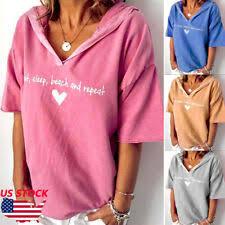 Ladies <b>Summer Blouses</b> for sale | eBay