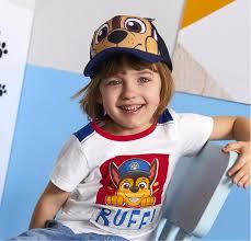<b>Genuine PAW Patrol</b> Cotton Cute Children's spring summer Hats ...